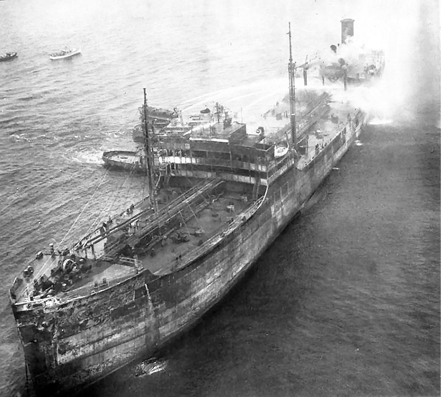 Image result for ss gulf oil